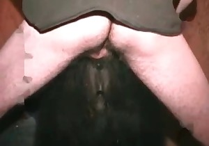 Passionate anal action in the animality porn